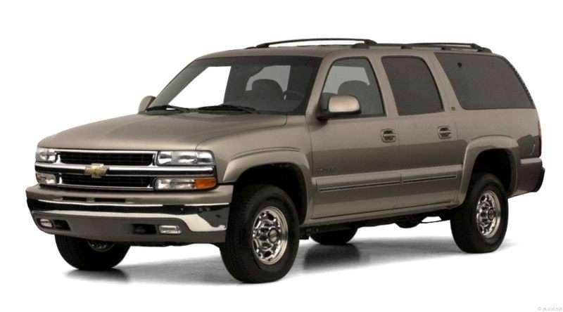 Used 2001 Chevrolet Suburban Performance Specs 2001