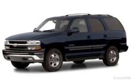 2001 Chevrolet Tahoe Base 4dr 4x2