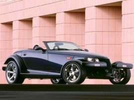 2001 Chrysler Prowler Base 2dr Convertible