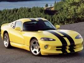 2001 Dodge Viper GTS 2dr Coupe