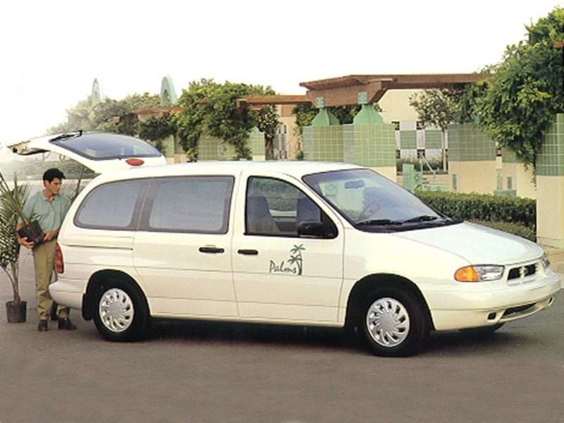 Research the 2001 Ford Windstar