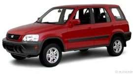 2001 Honda CR-V LX 4dr Front-wheel Drive