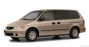 2001 Honda Odyssey 
