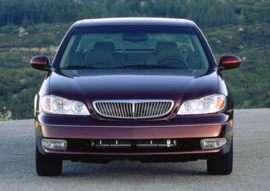 2001 Infiniti I30 Luxury 4dr Sedan