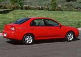 2001 Kia Spectra GS 4dr Liftback