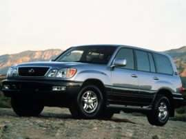 2001 Lexus LX 470 Base 4dr All-wheel Drive