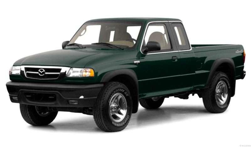 2001 Mazda B2300