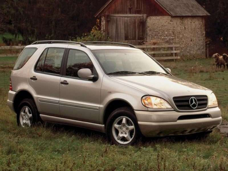 2001 mercedes benz m class pictures including interior and for 2001 mercedes benz m class