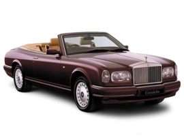 2001 Rolls-Royce Corniche Base 2dr Convertible
