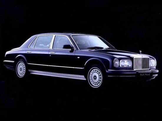2001 Rolls-Royce Park Ward