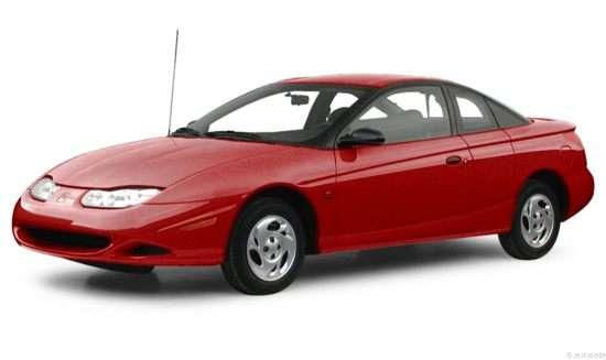 2001 Saturn SC1