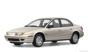 2001 Saturn SL