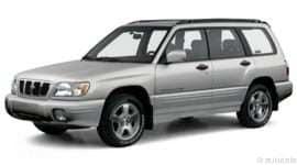 2001 Subaru Forester L 4dr All-wheel Drive