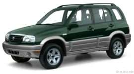 2001 Suzuki Grand Vitara JLS 4dr 4x2