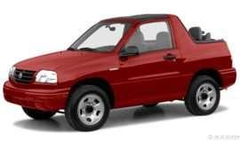 2001 Suzuki Vitara JS 2dr 4x2