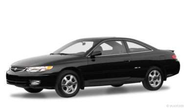 2001 Toyota Camry Solara 