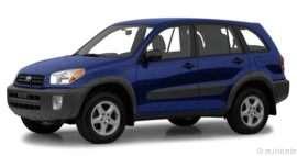 2001 Toyota RAV4 Base 4dr Front-wheel Drive