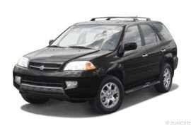2002 Acura MDX 3.5L 4dr 4x4