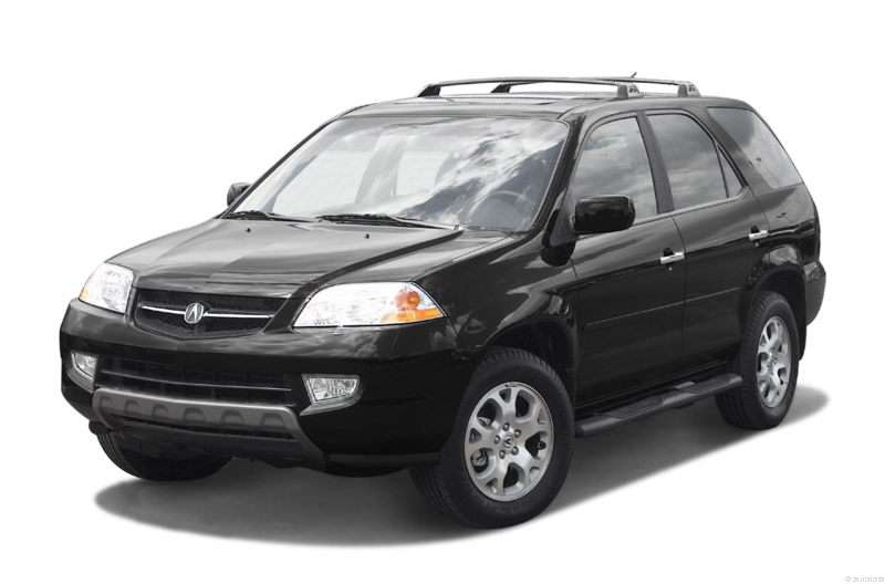 2002 Acura MDX Pictures including Interior and Exterior ...