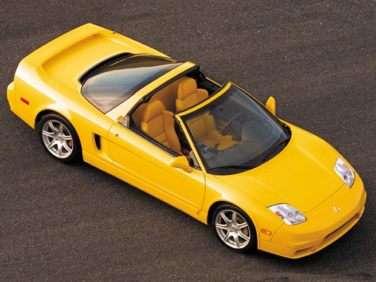 2002 Acura NSX-T