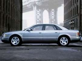 2002 Audi A8 4.2L 4dr All-wheel Drive Quattro Sedan