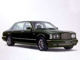 2002 Bentley Arnage Red Label 4dr Sedan