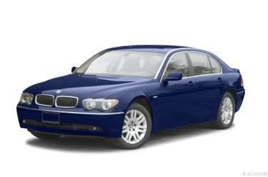 Kelley Blue Book ® - 2002 BMW 7 Series Overview