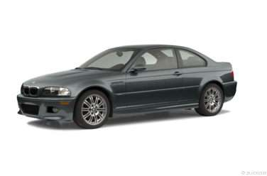 2002 BMW M3 