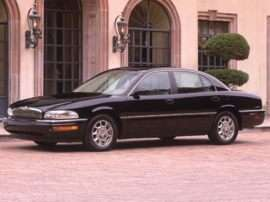 2002 Buick Park Avenue Ultra 4dr Sedan