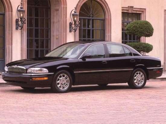 2002 Buick Park Avenue Base