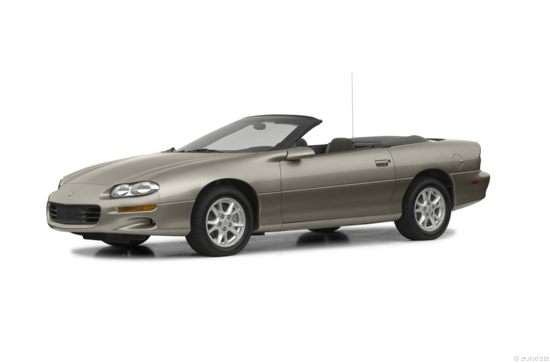 2002 Chevrolet Camaro Base Convertible