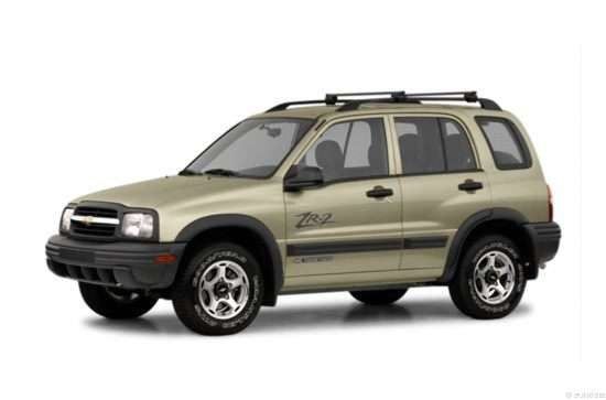 2002 Chevrolet Tracker  Buy A 2002 Chevrolet Tracker