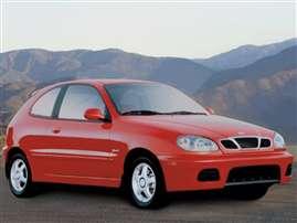 2002 Daewoo Lanos S 2dr Hatchback