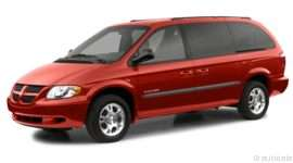 2002 Dodge Grand Caravan Sport All-wheel Drive Passenger Van