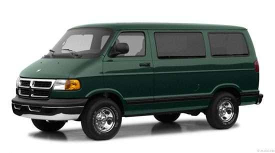 2002 Dodge Ram Wagon 2500