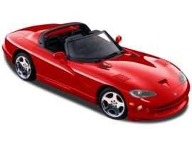 2002 Dodge Viper RT/10 2dr Roadster