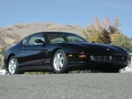 2002 Ferrari 456M GT 2dr Coupe
