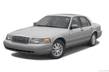2002 Ford Crown Victoria Standard (100A)