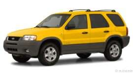 2002 Ford Escape XLS 4dr Front-wheel Drive