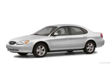 2002 Ford Taurus 