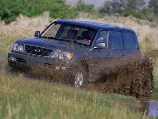 2002 Lexus LX 470