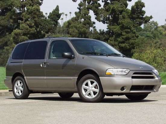 2002 Nissan Quest Models Trims Information And Details