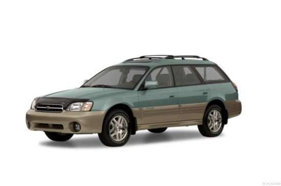 2002 Subaru Outback