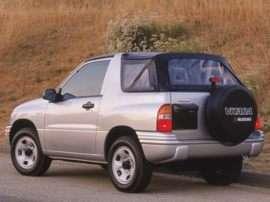 2002 Suzuki Vitara JLX 2dr 4x4