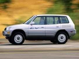2002 Toyota Rav4 EV Base 4dr Front-wheel Drive