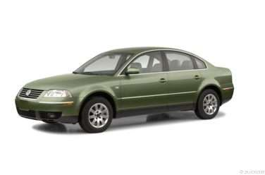 2002 Volkswagen Passat 