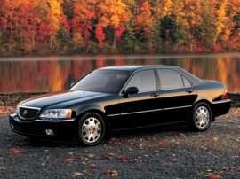2003 Acura RL 3.5 4dr Sedan