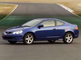2003 Acura RSX Type S 2dr Coupe