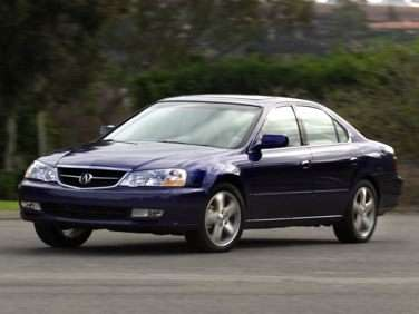 Acura Review on 2003 Acura Tl  Buy A 2003 Acura Tl   Autobytel Com