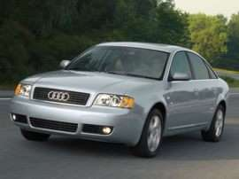 2003 Audi A6 3.0 4dr Front-wheel Drive FrontTrak Sedan